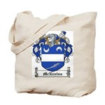 McNevins Family Crest Tote Bag