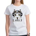 McQuaid Family Crest Women's T-Shirt