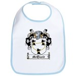 McQuaid Family Crest Bib