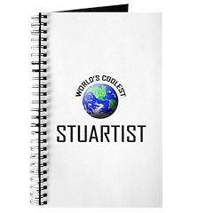 World's Coolest STUARTIST Journal
