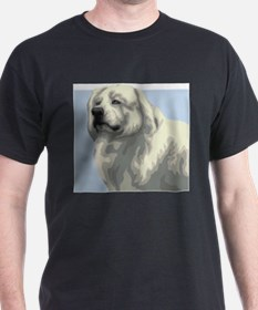 Maremma Sheepdog (Front only) T-Shirt
