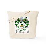 Mooney Family Crest Tote Bag