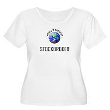 World's Coolest STOCKBROKER T-Shirt