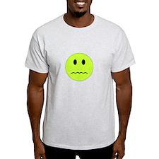 Puke Smiley T-Shirt