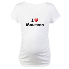 I Love Maureen (Black) Shirt