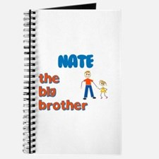 Nate - The Big Brother Journal