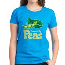 Powered By Peas Tee