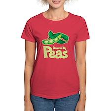 Powered By Peas Tee