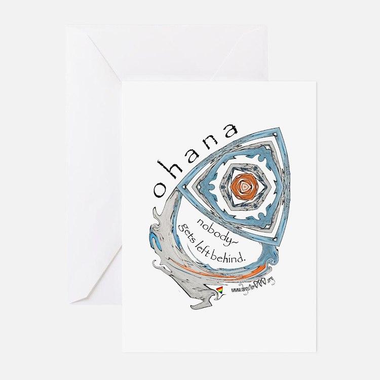 Ohana (Family) Greeting Cards (Pk of 10)