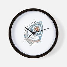 Ohana (Family) Wall Clock