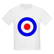 Mod Target Kids T-Shirt
