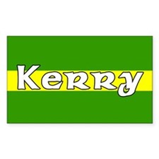 Kerry Rectangle Decal