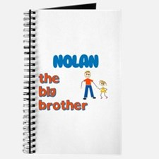 Nolan - The Big Brother Journal