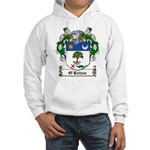 O'Beirne Family Crest Hooded Sweatshirt