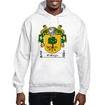O'Boyle Family Crest Hooded Sweatshirt
