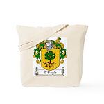 O'Boyle Family Crest Tote Bag