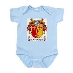 O'Brannigan Family Crest Infant Creeper