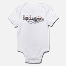 Shameless Female Infant Bodysuit