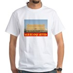 KGB Headquarters White T-Shirt