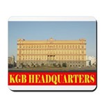 KGB Headquarters Mousepad