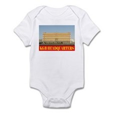 KGB Headquarters Infant Bodysuit