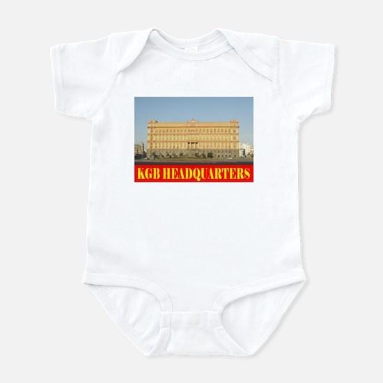 KGB Headquarters Infant Bodysuit