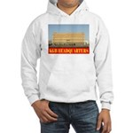 KGB Headquarters Hooded Sweatshirt