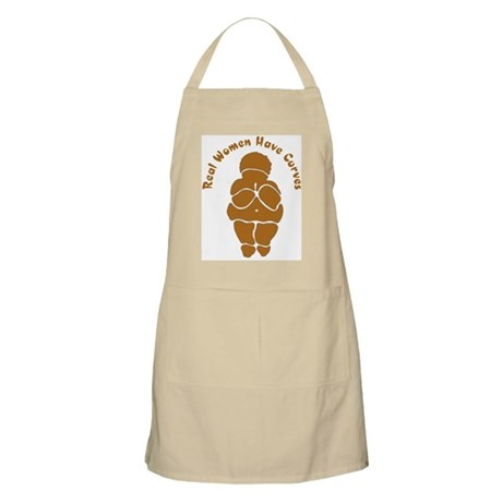 Real Women Have Curves BBQ Apron