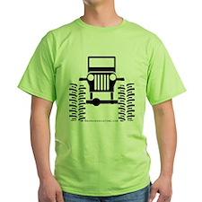 BIG WHEELS T-Shirt