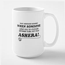 Ashera Design Mugs