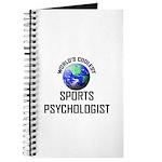 World's Coolest SPORTS PSYCHOLOGIST Journal