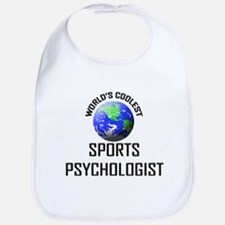 World's Coolest SPORTS PSYCHOLOGIST Bib