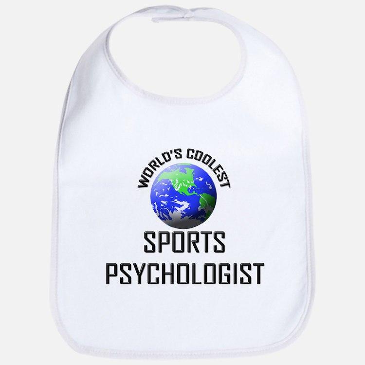 World's Coolest SPORTS PSYCHOLOGIST Bib