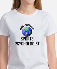 World's Coolest SPORTS PSYCHOLOGIST Tee
