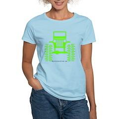colors big wheel T-Shirt