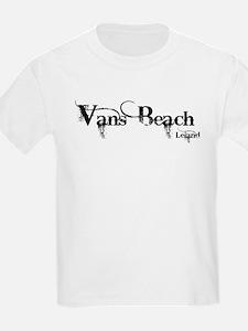 Van's Beach Cowboy T-Shirt
