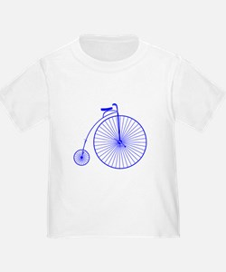 Antique Bicycle T