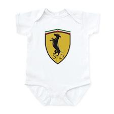 Cute Weiners Infant Bodysuit