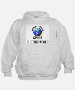 World's Coolest SPORT PHOTOGRAPHER Hoodie