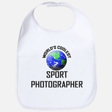World's Coolest SPORT PHOTOGRAPHER Bib