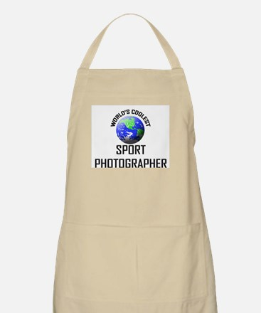 World's Coolest SPORT PHOTOGRAPHER BBQ Apron