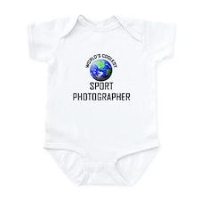 World's Coolest SPORT PHOTOGRAPHER Infant Bodysuit