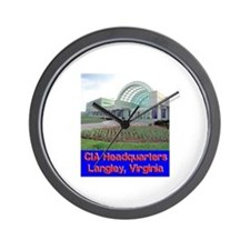 CIA Headquarters Wall Clock
