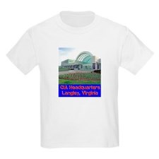 CIA Headquarters T-Shirt