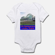 CIA Headquarters Infant Bodysuit