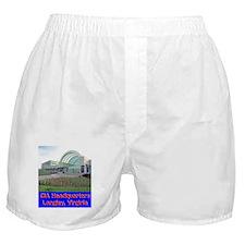 CIA Headquarters Boxer Shorts