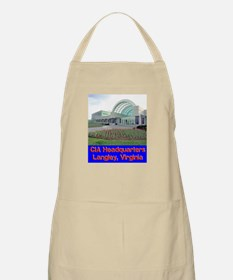 CIA Headquarters BBQ Apron