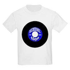 """Maximum Soul - 1966"" 45rpm Record Kids T-Shirt"