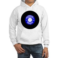 """Maximum Soul 1966"" 45rpm Record Jumper Hoody"