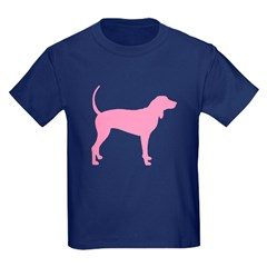 Pink Coonhound T
